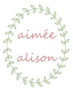 Aimee Alison Photography logo