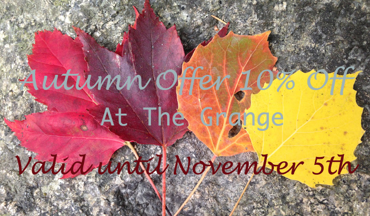 autumn offer updated
